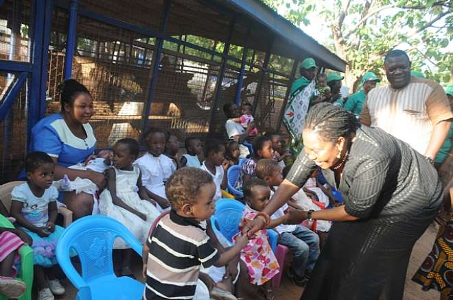 First Lady embarks on medical outreach Programme in Northern region