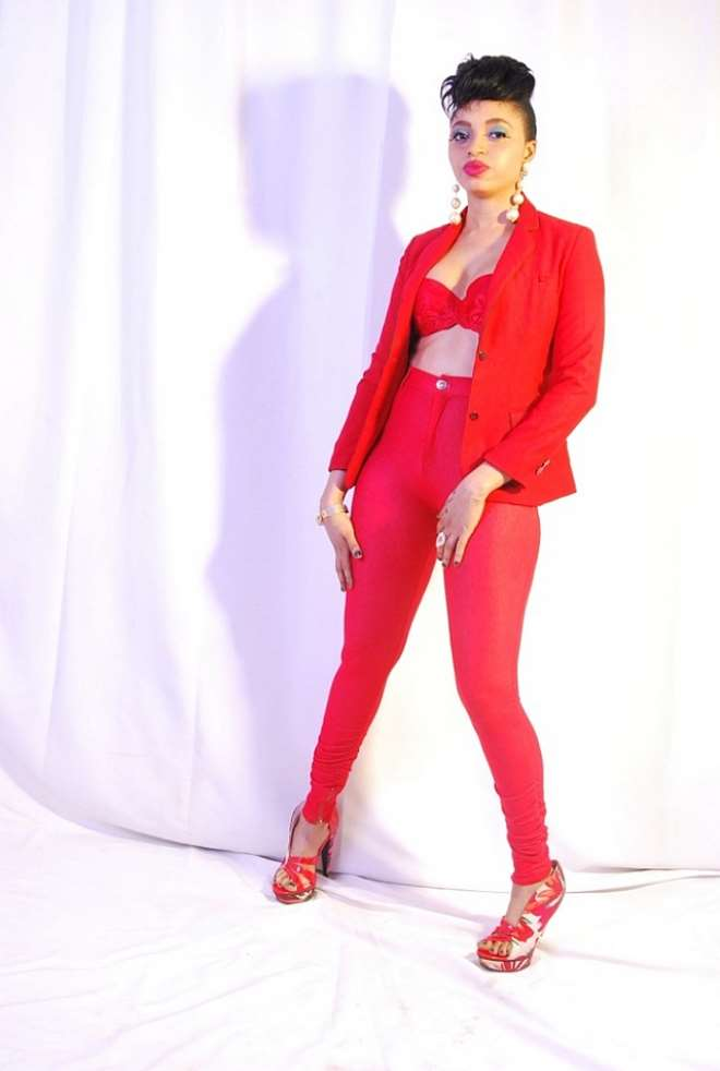 "PICTURESQUE SINGER, ""NENE JOHNSON"", IN DAZZLING 30 PICTURE PHOTO SHOOT; RELEASES NEW SINGLE, ""KONGA""..."