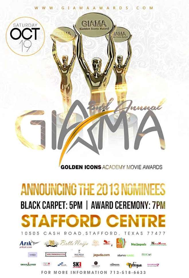 Announcing The 2013 GIAMA Nominees