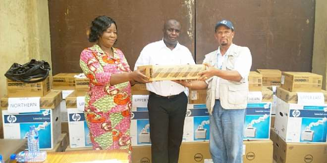 WFP Donates To Northern Regional GES