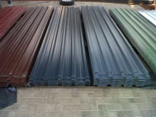 Steel Ibr Roofing Sheet Making Machine For Sale