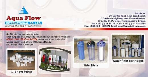 Aqua Flow Water Filtration Systems