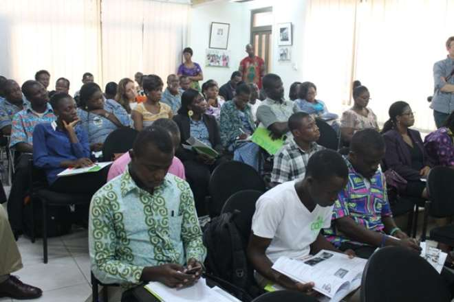 Experts Brainstorm At WACSI Information Session On Ebola