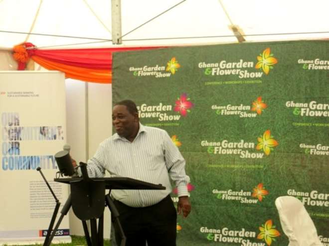 Stratcomm Launches 2014 Ghana Garden And Flowers Show