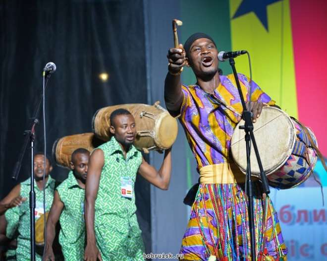 Big Twins Cultural Group Made Africa Proud In Europe