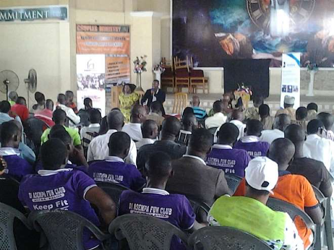 FORUM ON LOCAL GOVERNANCE HELD IN KASOA