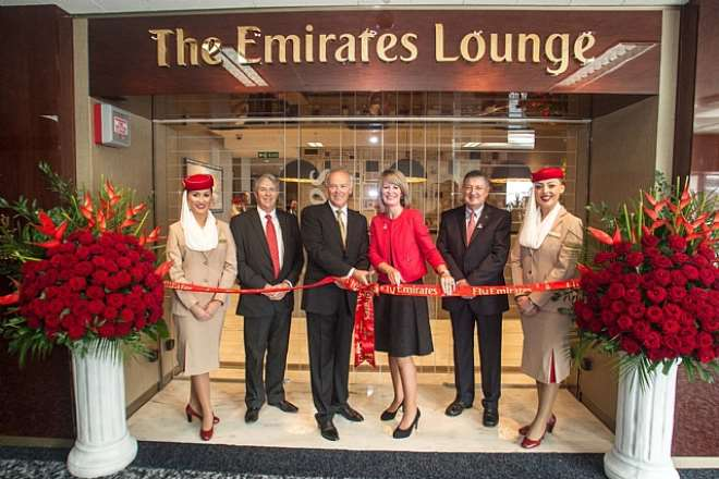 Emirates Opens Dedicated Lounge At Glasgow Airport