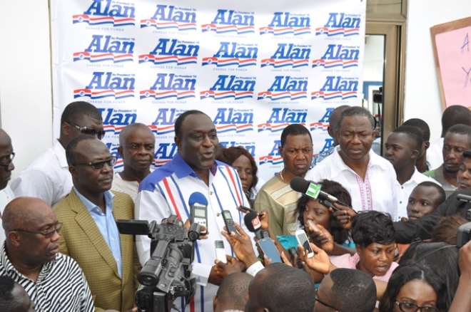 Alan Kyerematen Calls For National Economic Reconstruction Program