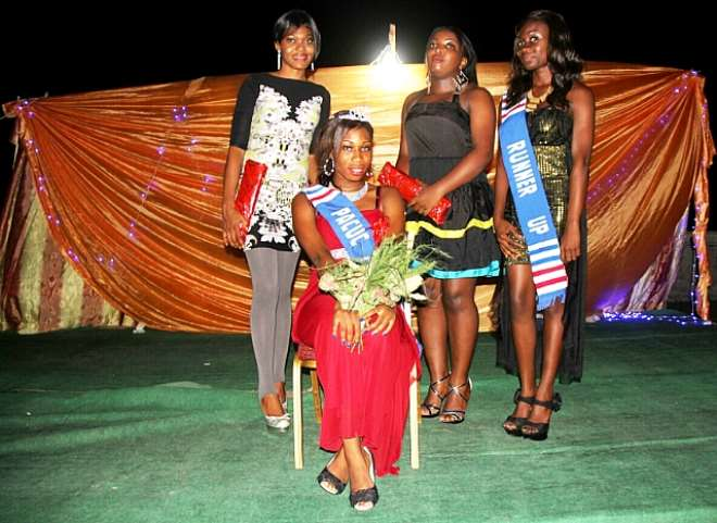 Pan Africa Christian Varsity Holds First Ever Beauty Contest