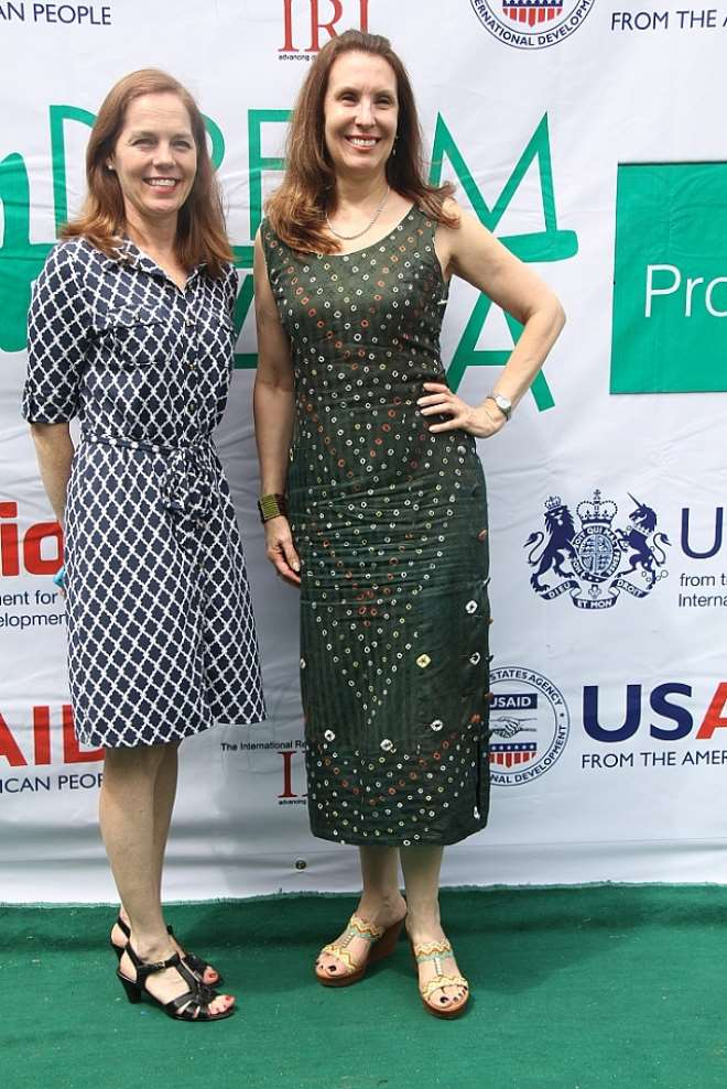 Julie Koenen, Gretchen Birkle, Jimi Agbaje, Banky W, Timi Dakolo, others gather for the launch of the Dream4 Naija Documentary