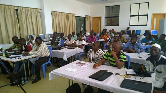 CAMFED EMBARK ON RISK OF CYBERCRIME IN NORTHERN GHANA