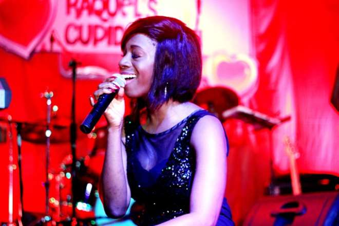 Raquel Shuts Down The City Of Accra