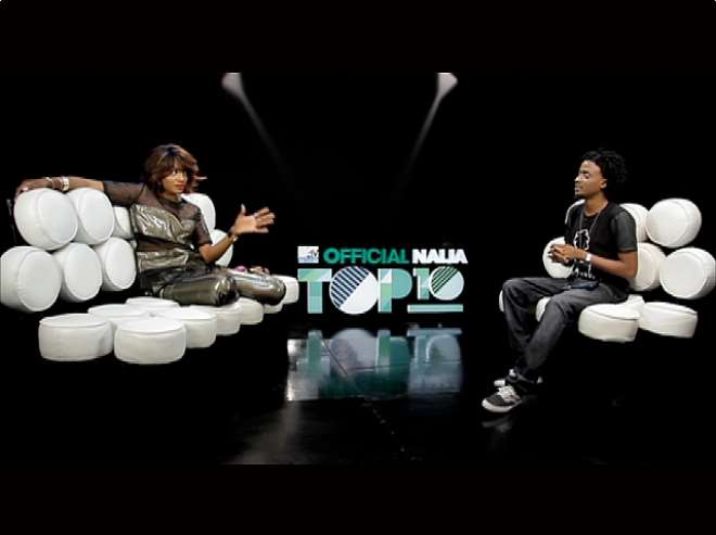 2FACE PUT ME ON MY VERY FIRST GIG IN NIGERIA – SEYI SHAY TALKS ABOUT MENTOR, 2FACE ON MTV BASE's OFFICIAL NAIJA TOP TEN