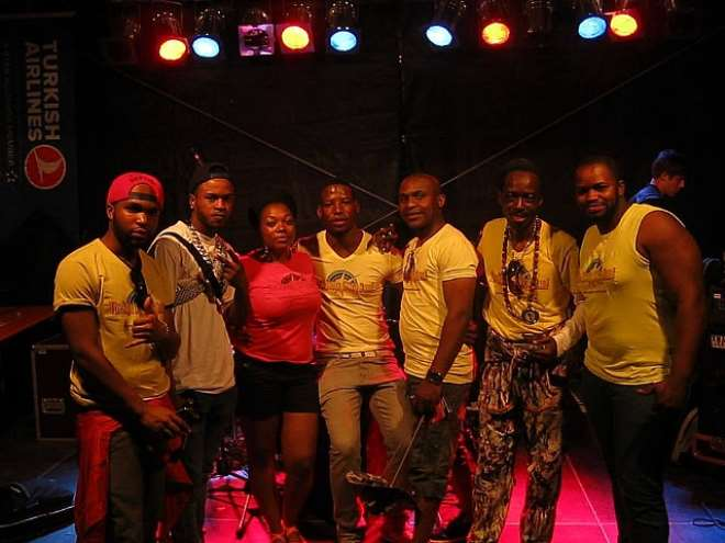 The Ngoma Africa Band (Golden Voice of East Africa)  Takes Over European Fans By Storm !