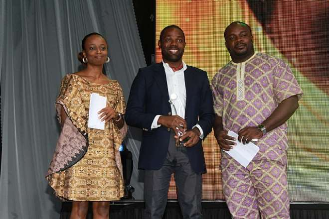 Africas youngest billionaire Ashish Thakkar, OC Ukeje, Kenneth Gyang, Saeed Jumah and others win at The Future Awards Africa 2013 in Port Harcourt
