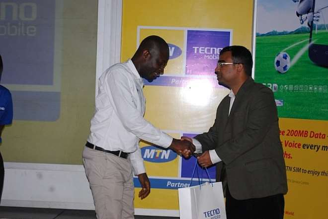 TECNO Launches Pocket friendly S3M Smart Phone