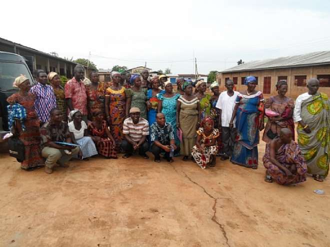 Democratic Governance Project In The Krobo Area Enters Implementation Phase