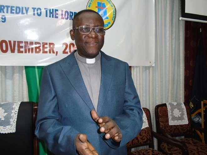 Very Reverend Joseph Owusu Atuahene