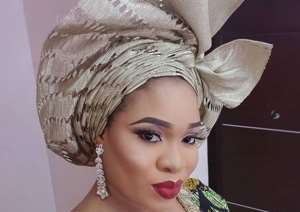 Cut your Pants to Shreds, don't Hang Them Close to Windows…Actress, Mosun Filani Warns