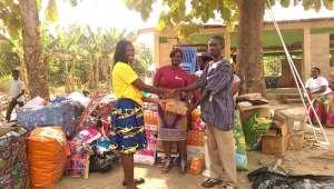 Adventist Smart Women Of SDA Supports Baakoniaba Community