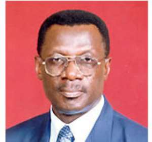 Ameyaw-Akumfi elected as 2008 parliamentary candidate