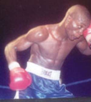 Narh to fight for NABC title