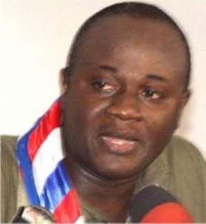 Member of Parliament Dan Botwe's