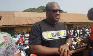 Akufo-Addo Running An Unaware Government--John Mahama