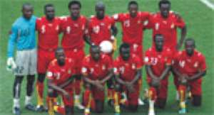 Black Stars Beat Niger