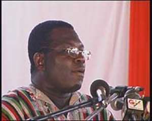 NDC Scribe Falls On His Stomach