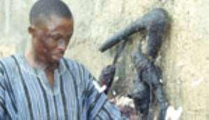Kwaku Bonsam Floors Pastor