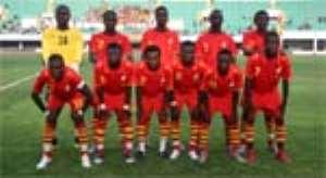 Ghana Eliminate Togo