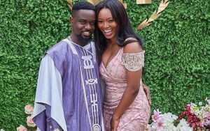 Sarkodie reveals how he 'suffered' winning Tracy's love