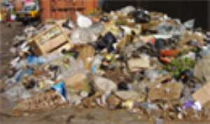 New Recycling Plant For Accra