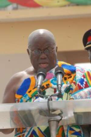 PPP Tackles Akufo-Addo's 2018 SONA: A Sad Spectacle In Poetry, Promises & Propaganda