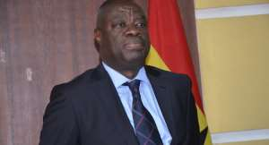 Hon. Ibrahim Awal - Minister of Business and Development