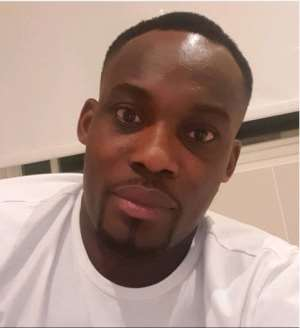 Michael Essien Shows Off New 2019 Hair Style