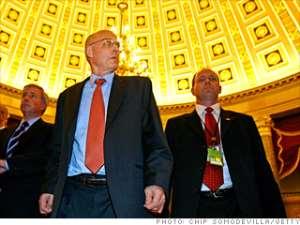 U.S. lawmakers reject bailout plan
