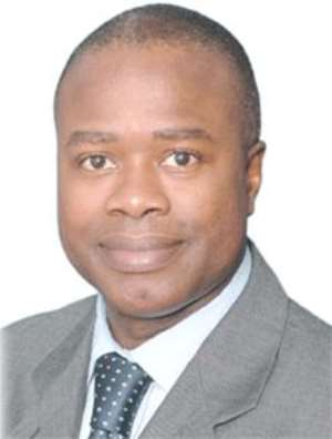 Mr Charles Cofie —The Business-Minded Little Boy