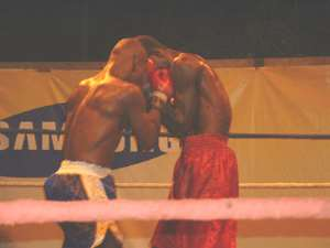Tijani, Quartey To Fight Again