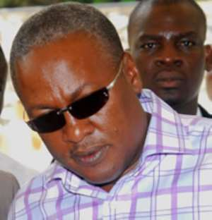 Vice President Mahama leaves for Libya