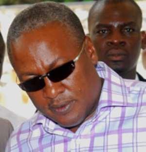Vice President Mahama leaves for Libya
