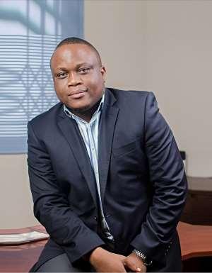 Chief Executive Officer of Jobberman Ghana, Jide Otoki
