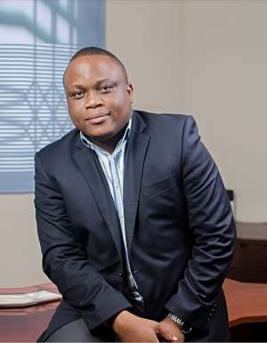 Chief Executive Officer of Jobberman Ghana, Jide Otoki