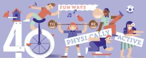 4 Fun Ways To Be Physically Active
