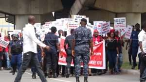 Court Grants 7 Menzgold Protesters Bail