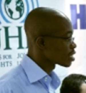 Ato Kwamena Dadzie, Broadcast Journalist, Joy FM