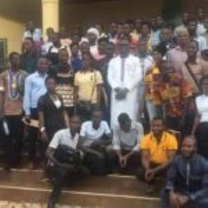 NABCO Saboteurs Will Be Dealt With -  DCE Warns