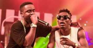 Shatta Turns Fashion Designer After Sarkodie Diss