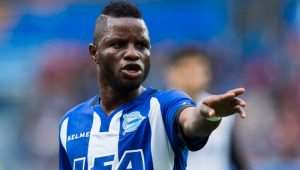 Mubarak Wakaso Eager To Move On From Car Accident